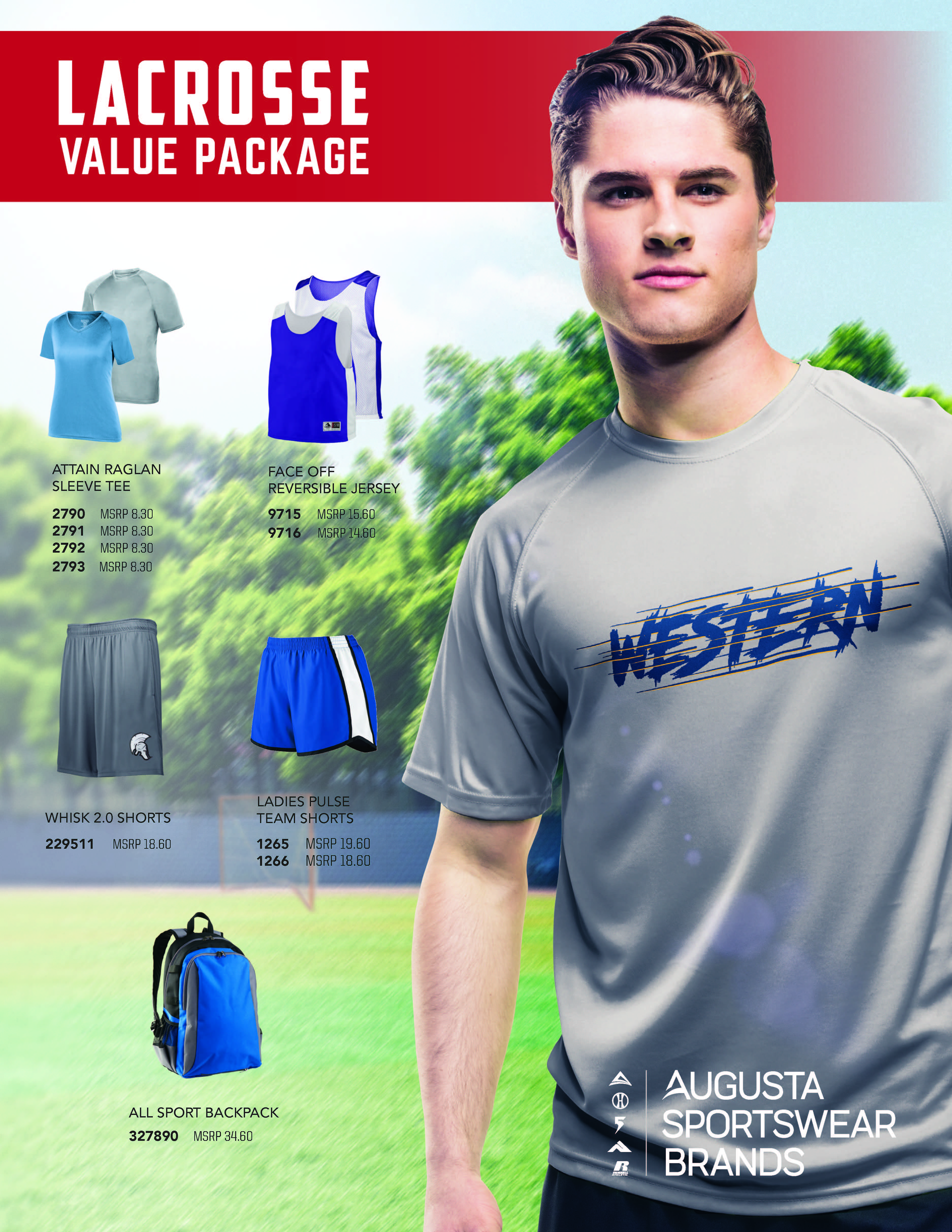 Lacrosse value bundle