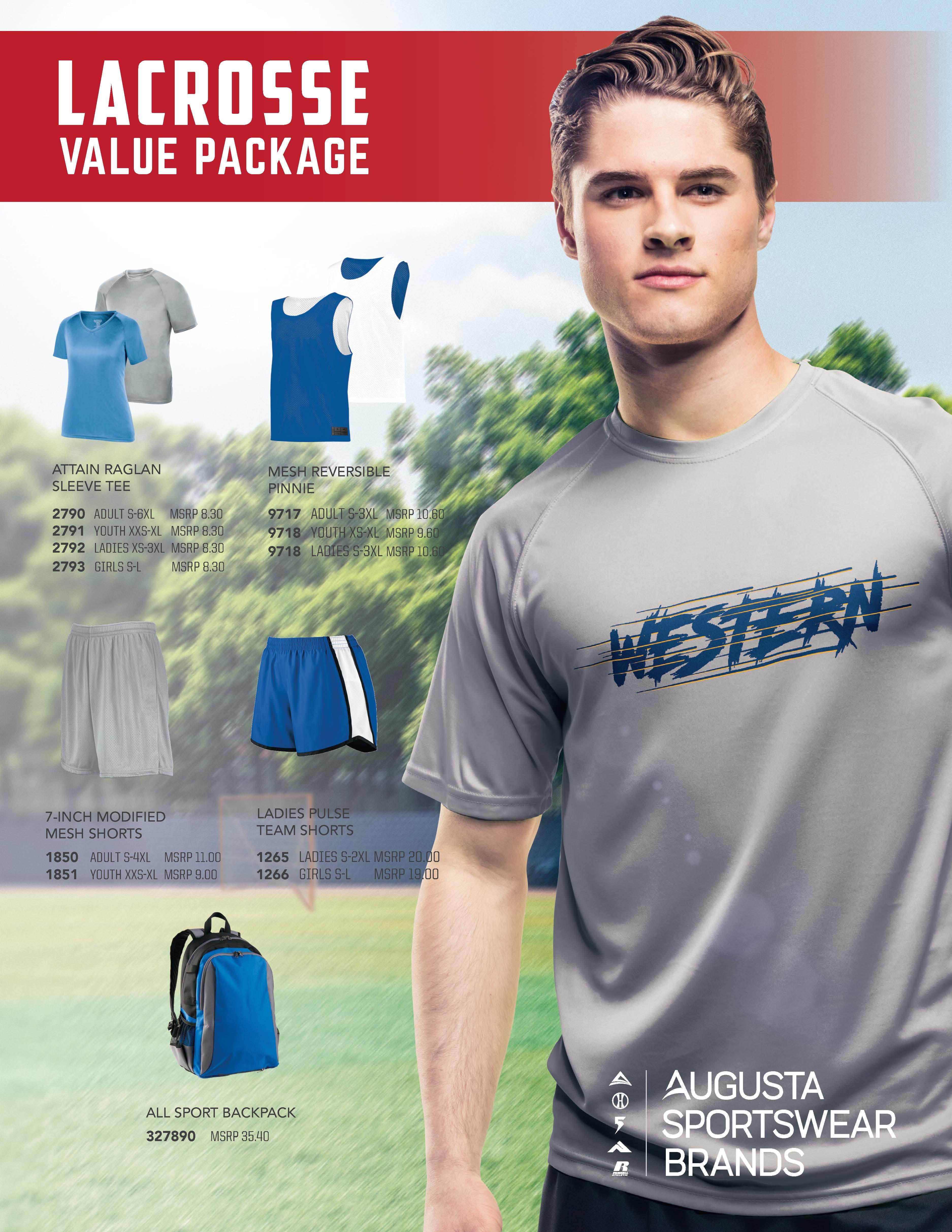 Lacrosse value bundle