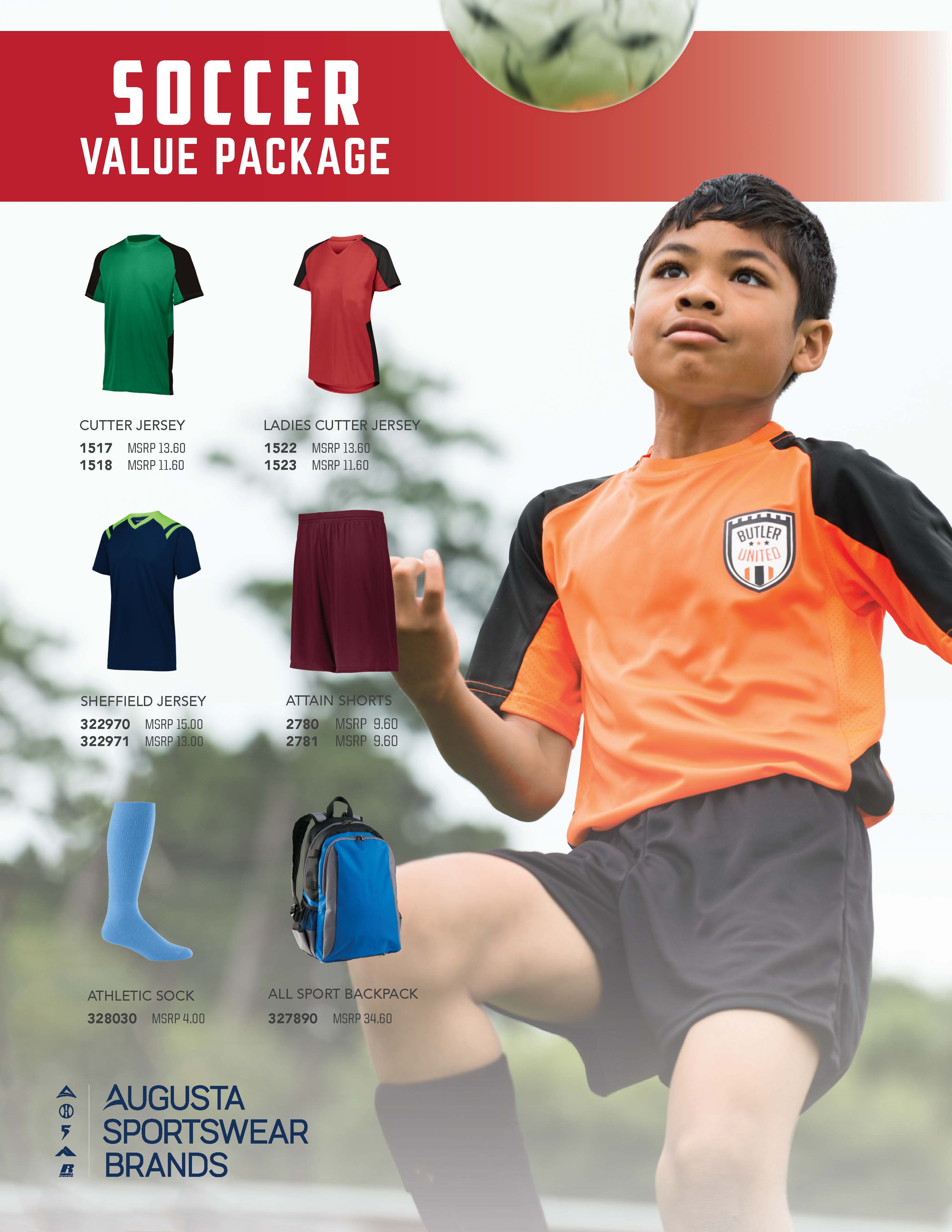 Soccer Value Bundle