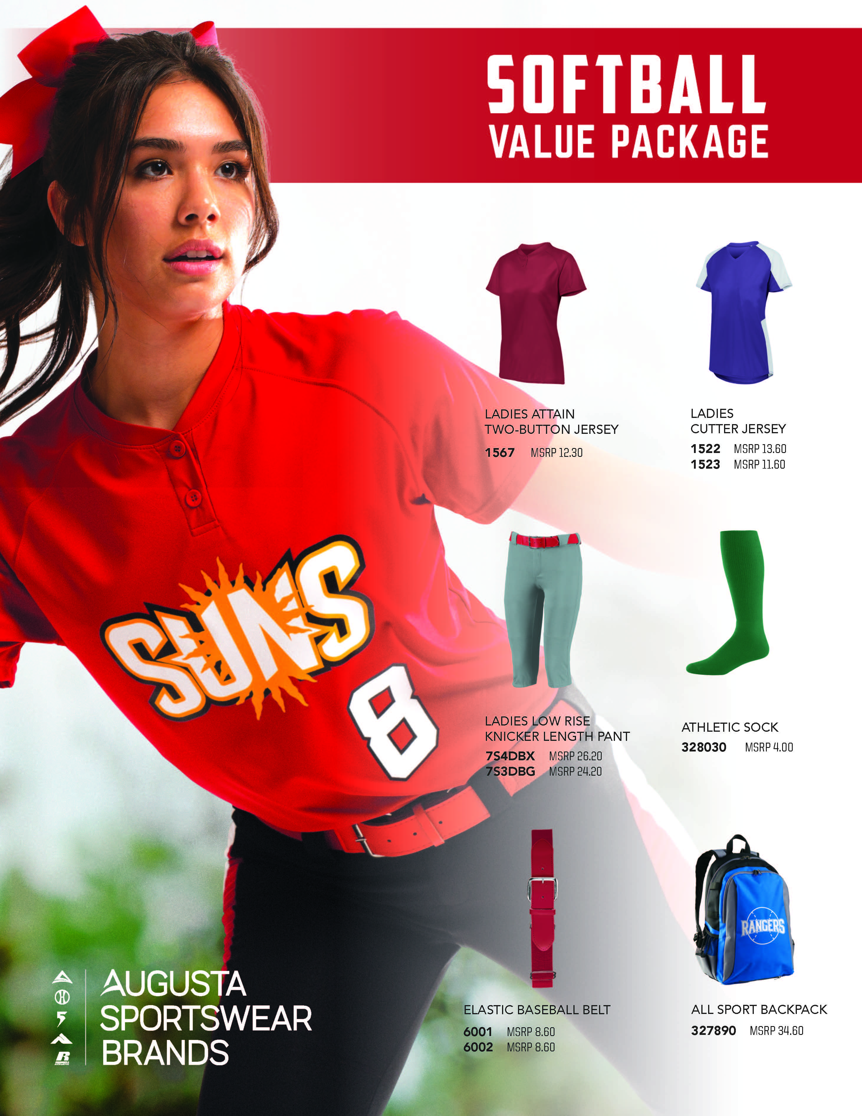 Softball Value Bundle