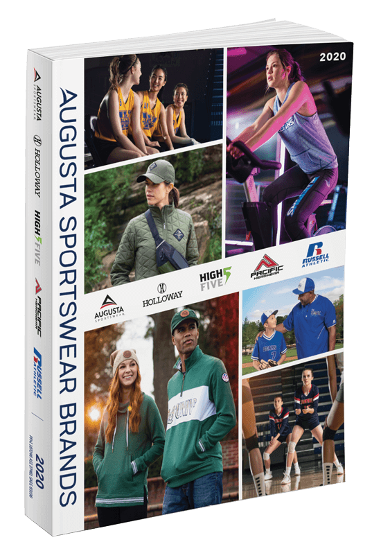New Augusta Sportswear Brands Fall 2020 Catalog
