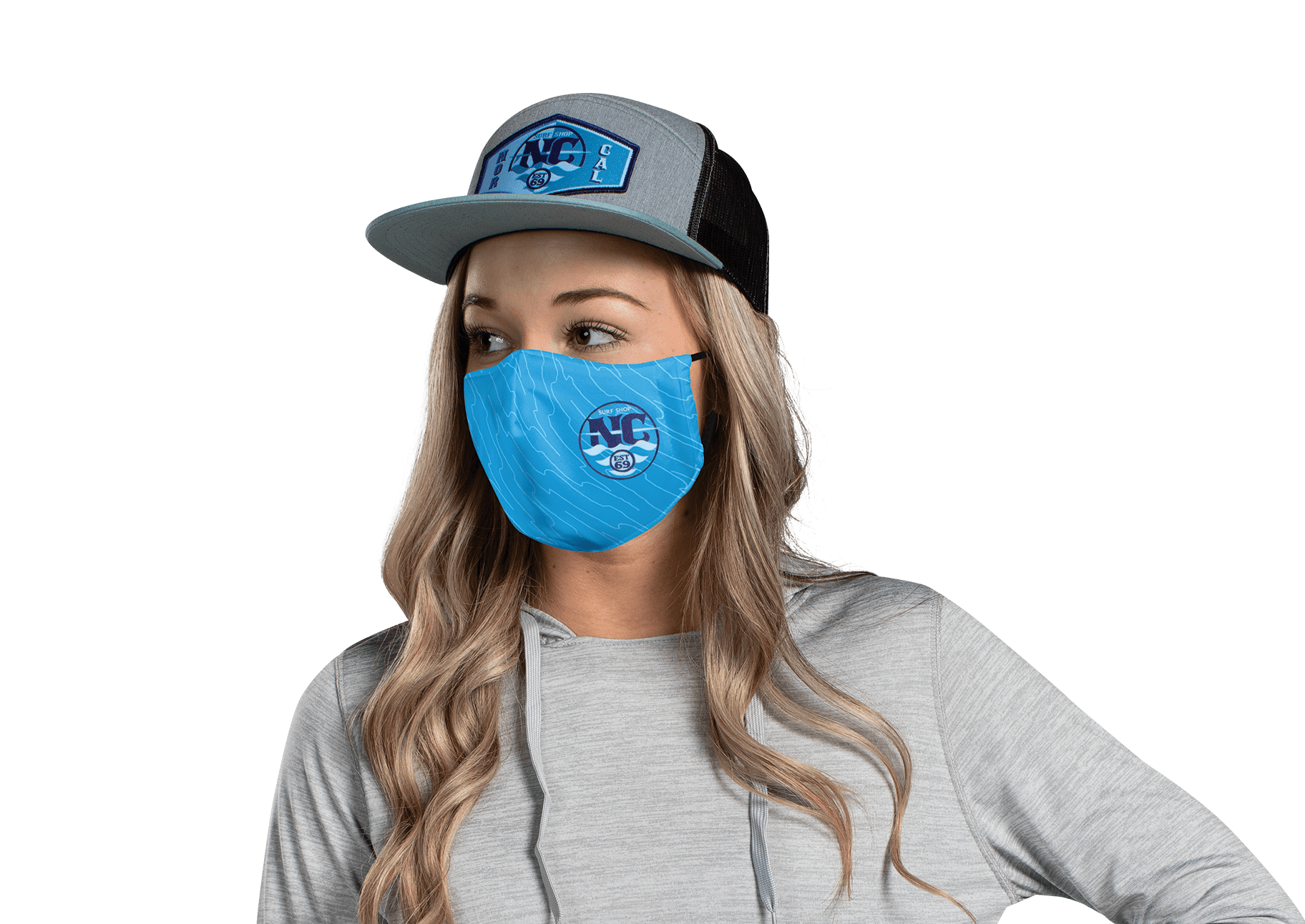 Design Freestyle Sublimation Masks & Gaiters