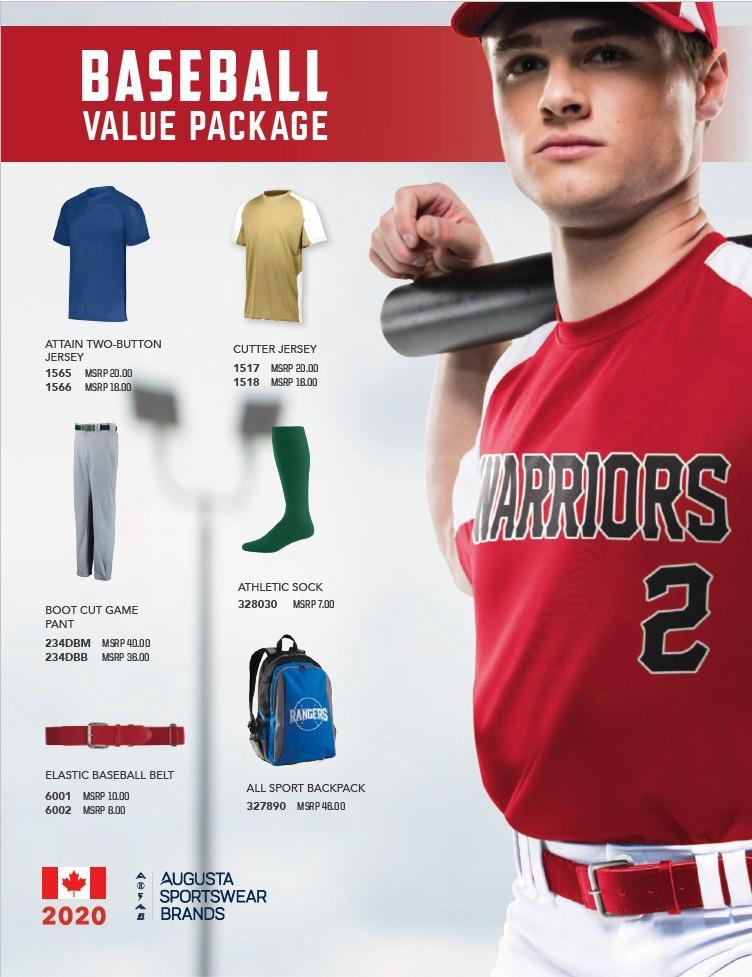 Baseball value bundle