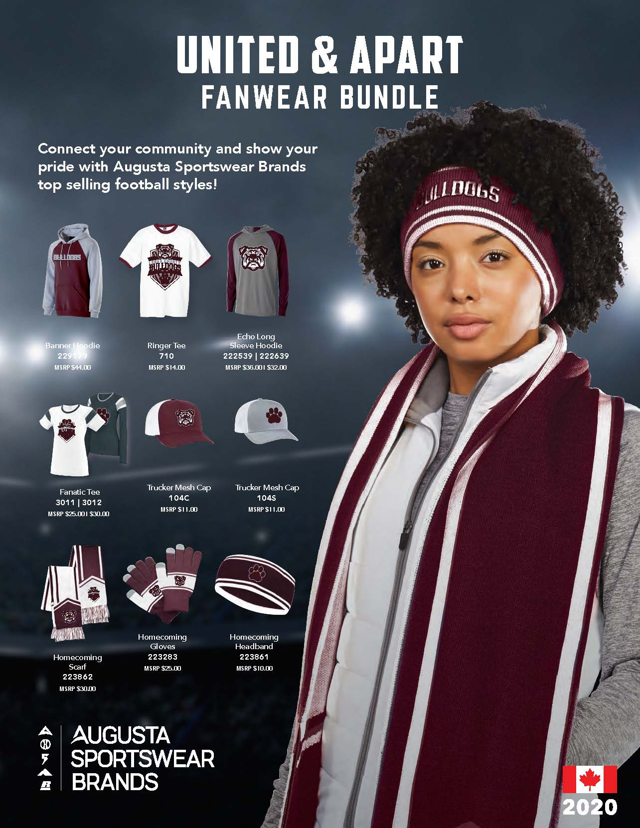 Fanwear value bundle