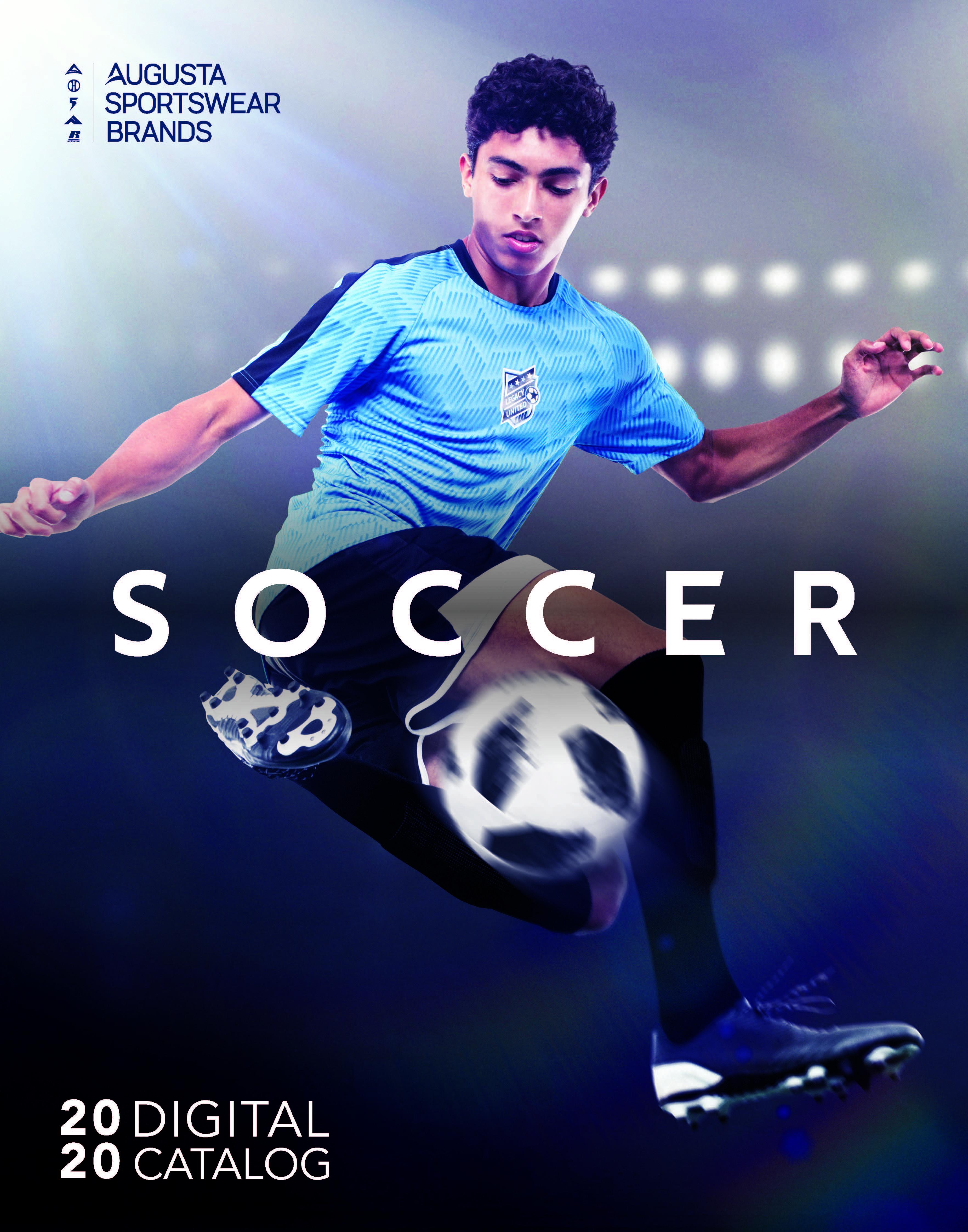 Soccer 2020 Catalog