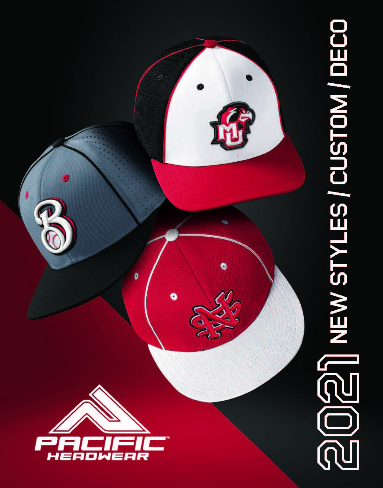 Pacific Headwear Custom 2021 Catalog