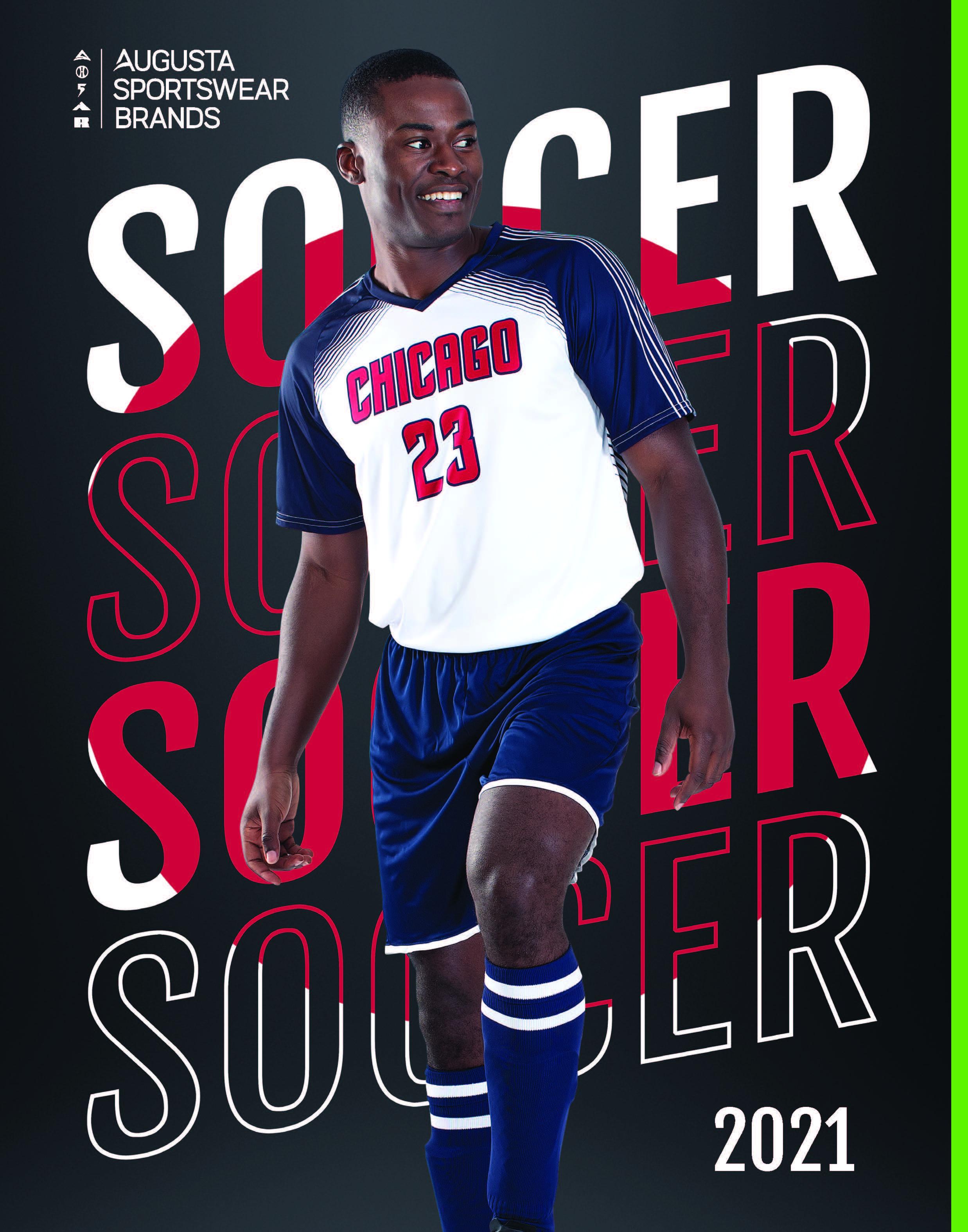 soccer catalog 2021