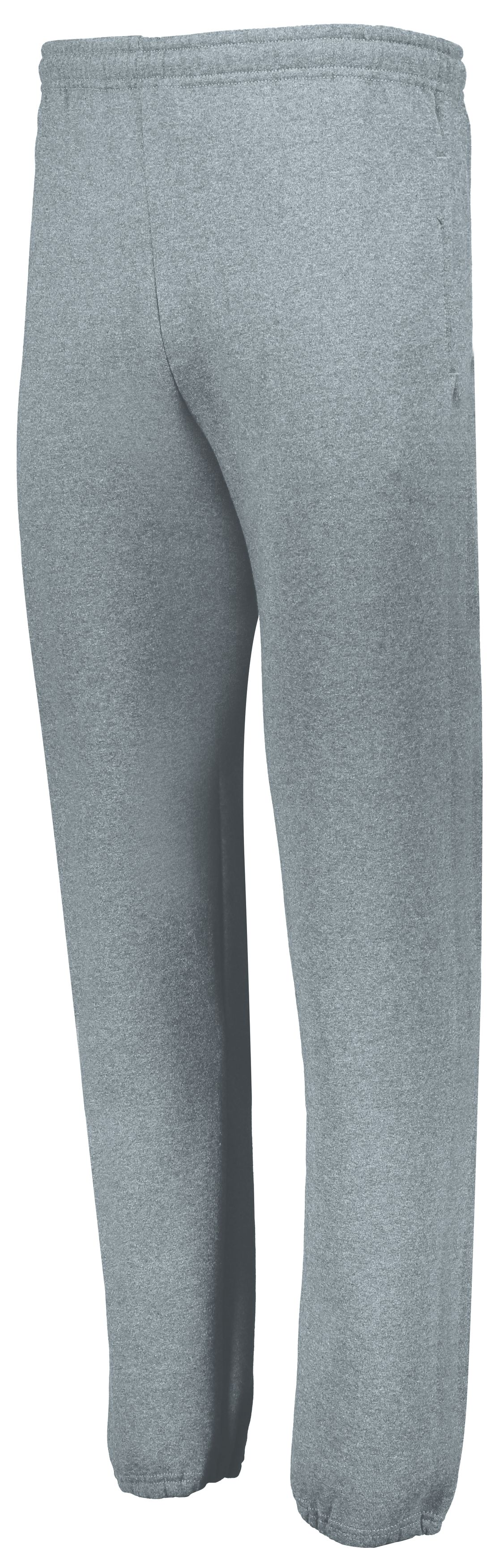 Dri-Power® Closed Bottom Pocket Sweatpant - Oxford