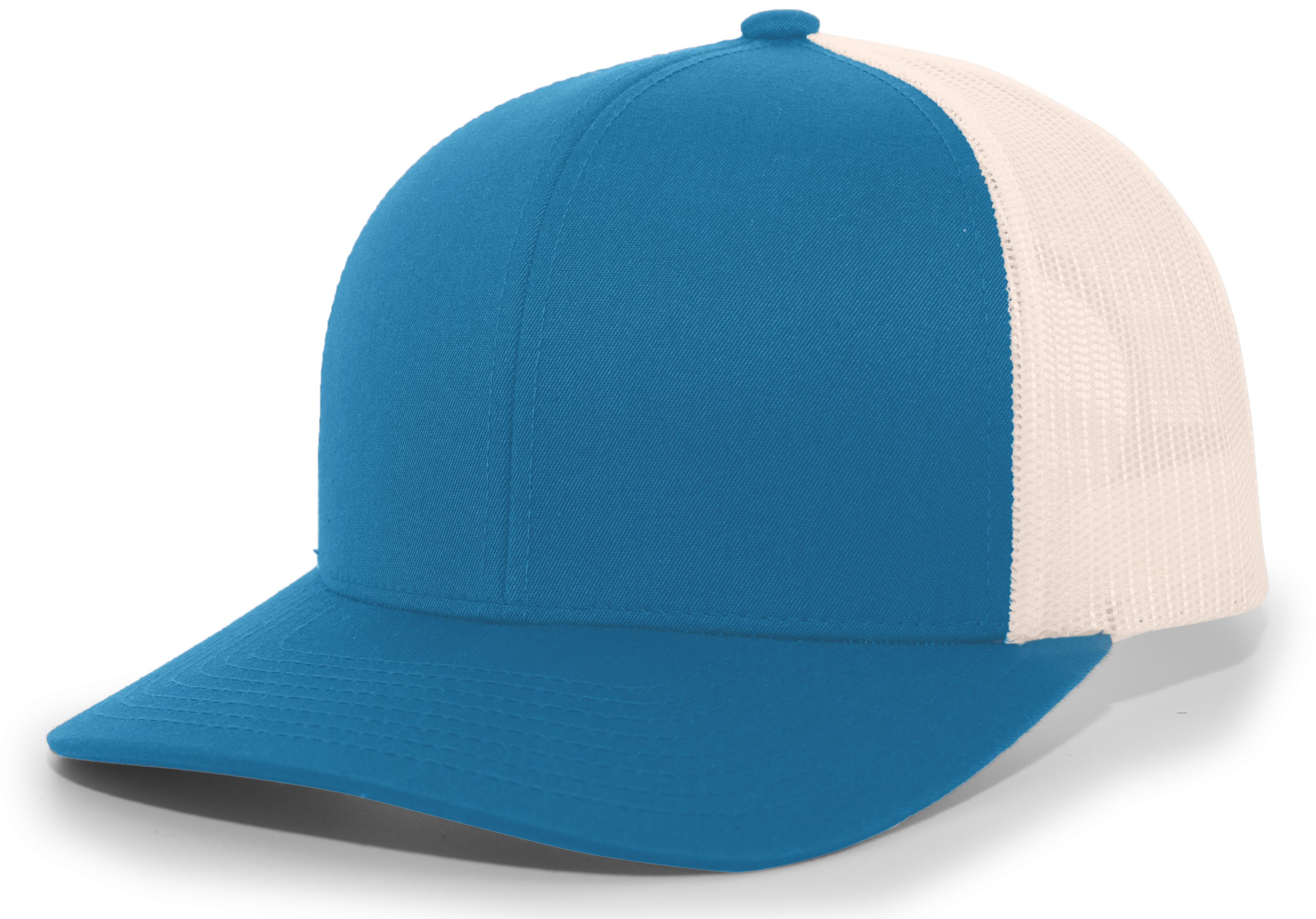 Trucker Snapback Cap - PANTHER TEAL/BEIGE/PANTHER TEAL