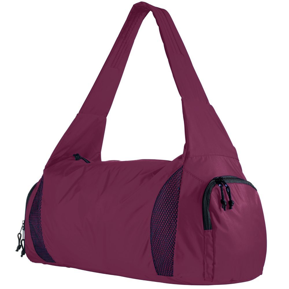 Competition Bag W/ Shoe Pocket - Maroon