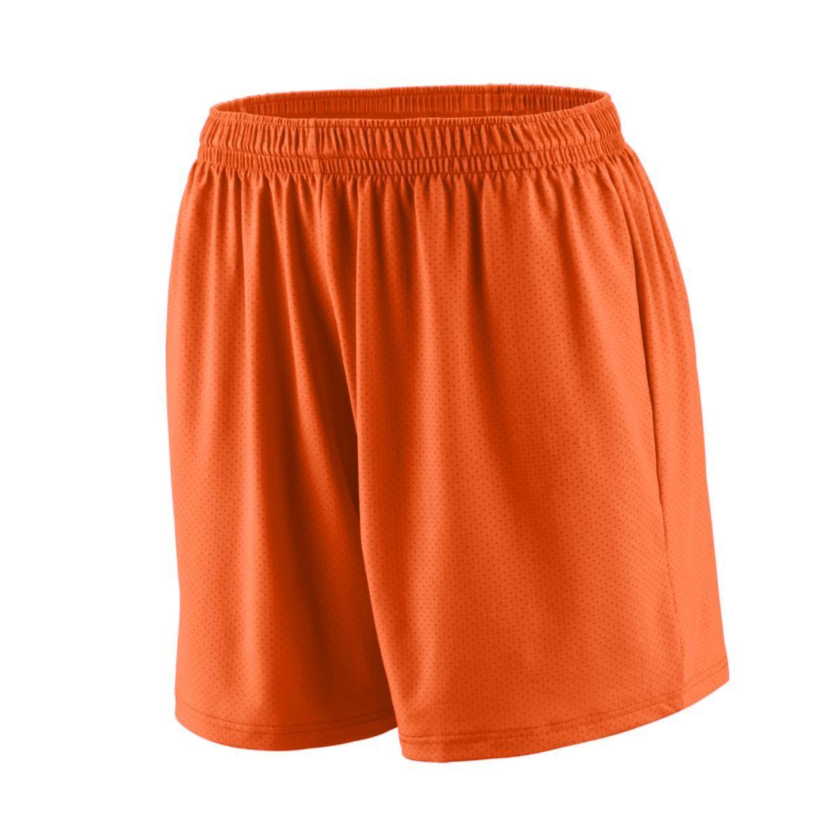 Ladies Inferno Shorts - ORANGE