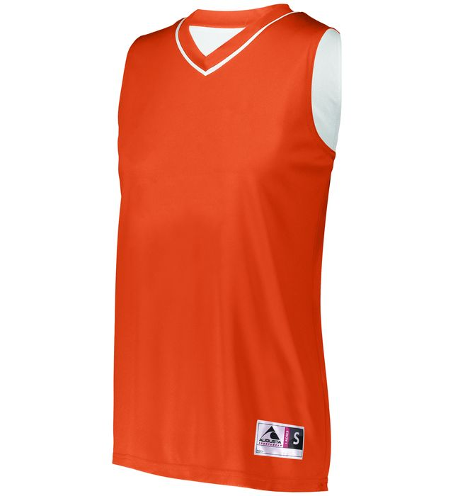 Ladies Reversible Two-Color Jersey