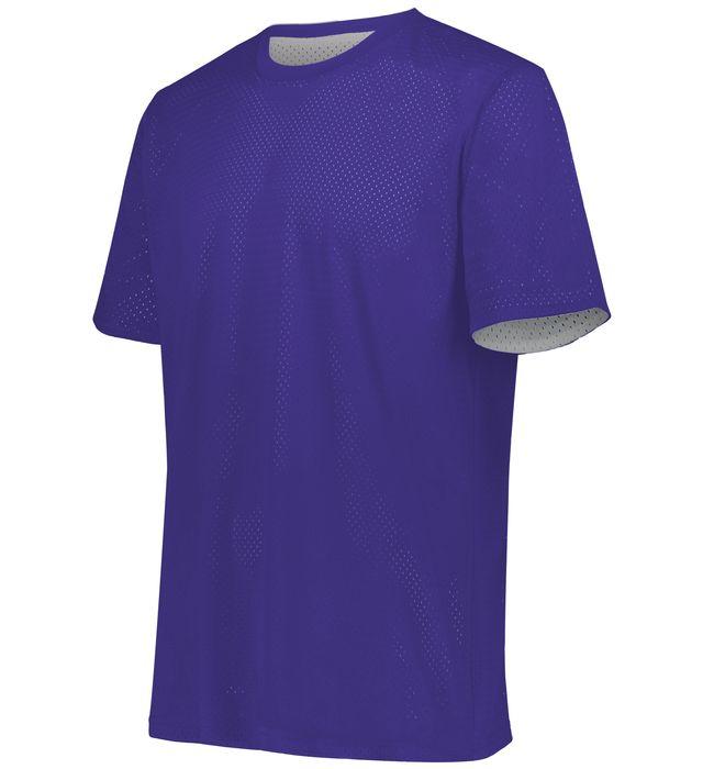 Short Sleeve Mesh Reversible Jersey