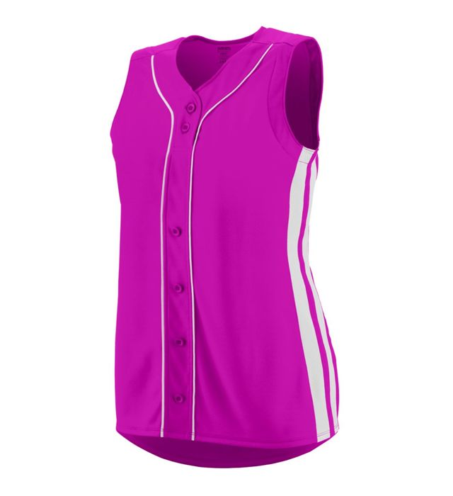 Girls Sleeveless Winner Jersey