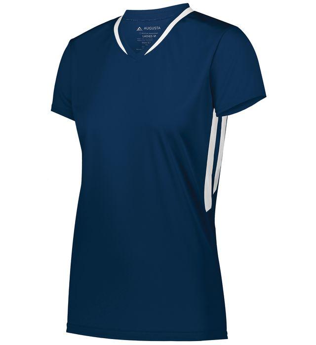 Girls Full Force Short Sleeve Jersey