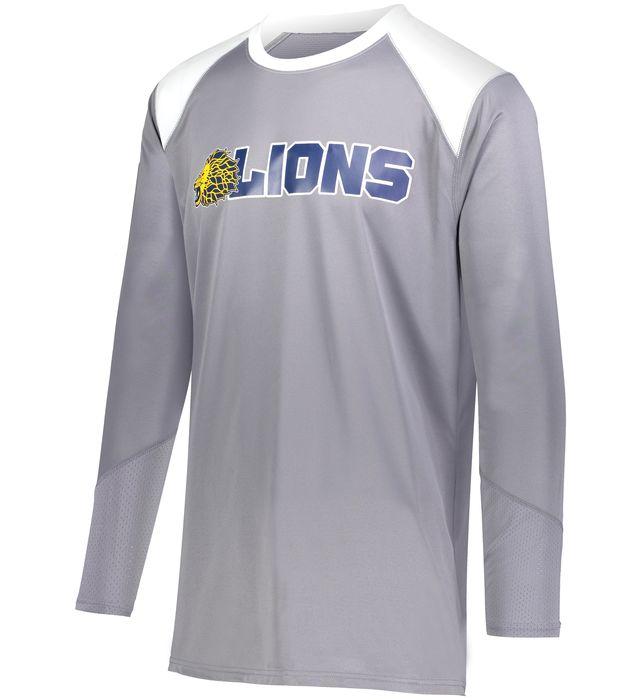 1728 Augusta Sportswear TIP-OFF Shooter Shirt