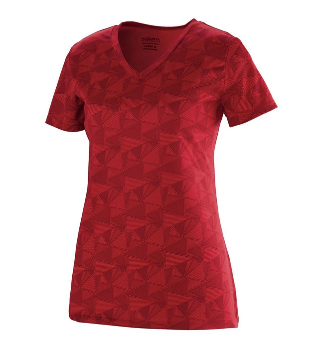 Ladies Elevate Wicking T-Shirt
