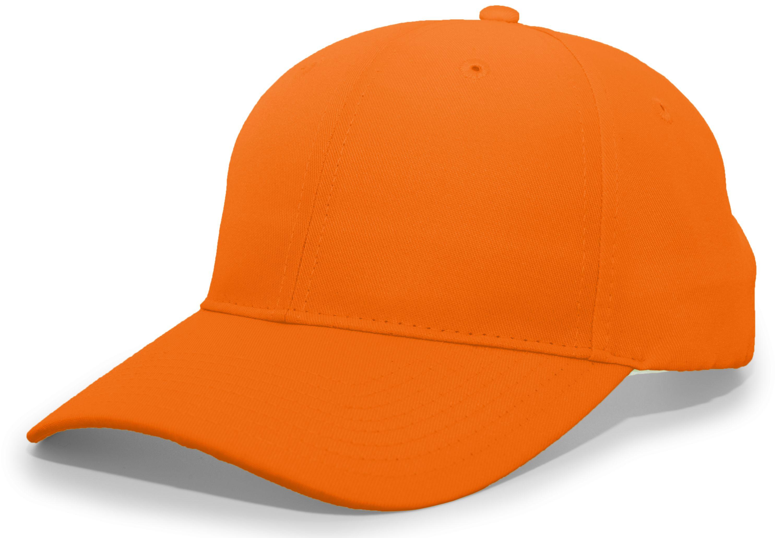 High Visibility Snapback Cap - BLAZE ORANGE