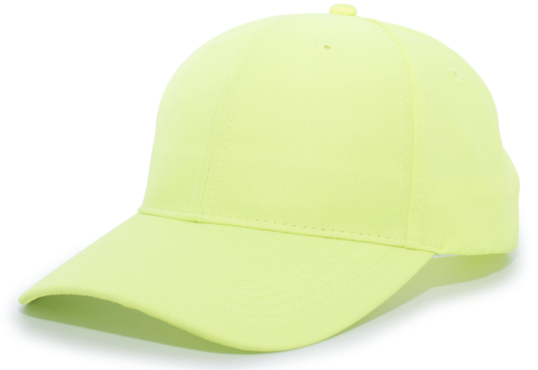 High Visibility Snapback Cap - NEON YELLOW