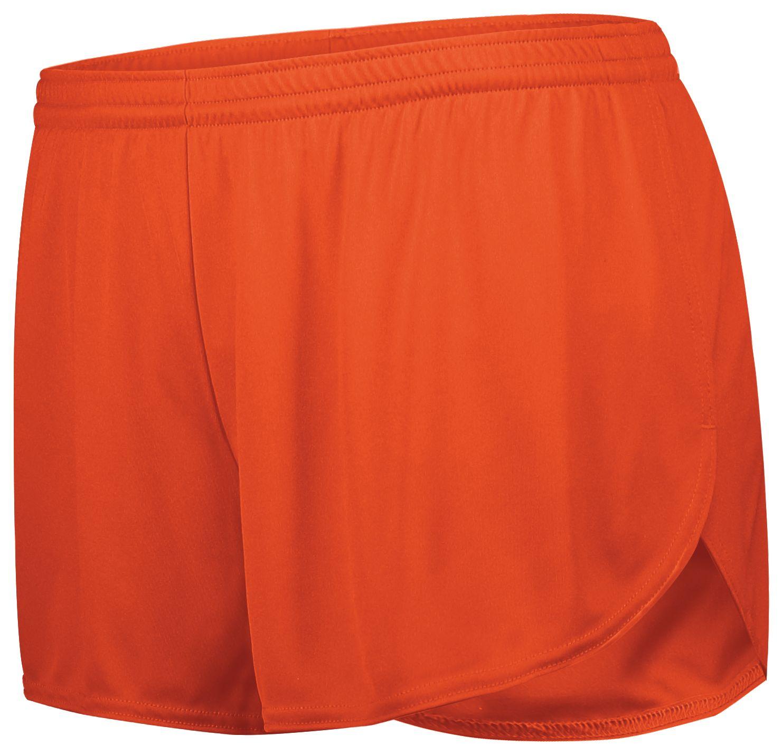 Ladies Pr Max Track Shorts - Orange