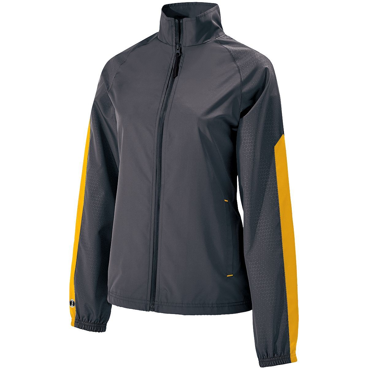 Ladies Bionic Jacket - Carbon/light Gold