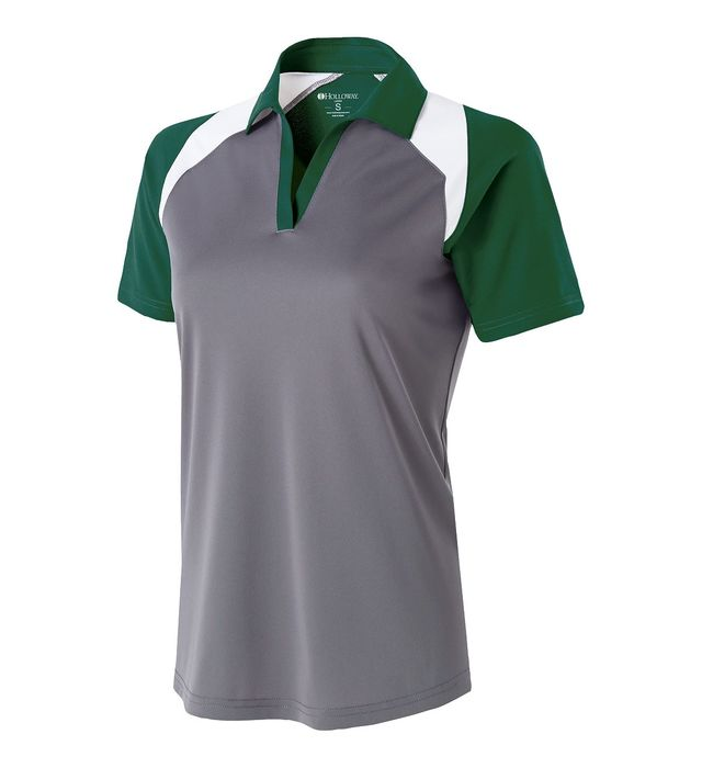 Ladies Shield Polo