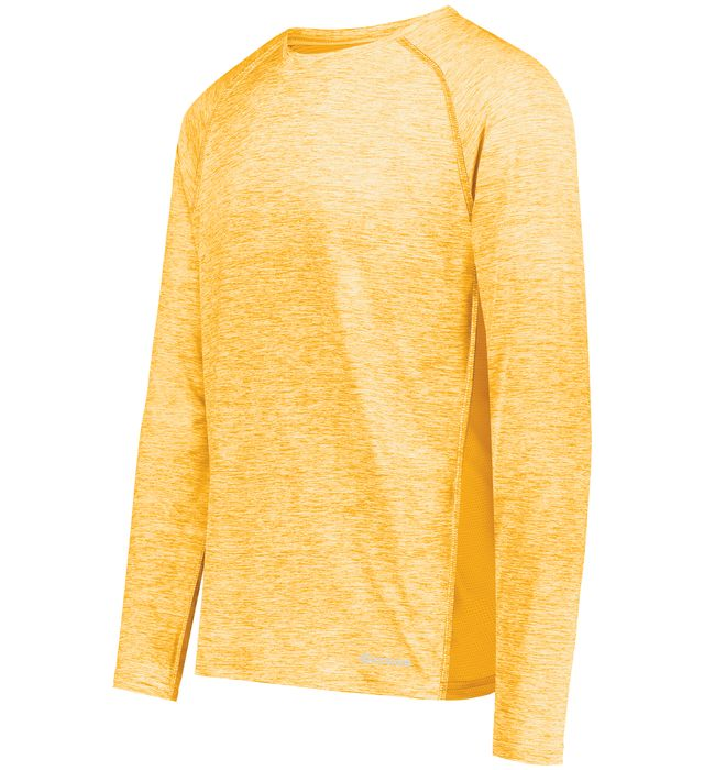 Youth Electrify Coolcore® Long Sleeve Tee