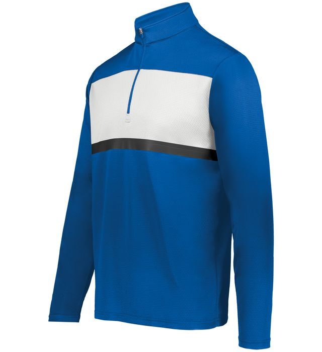 Youth Prism Bold 1/4 Zip Pullover