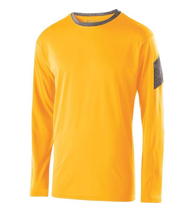Youth Electron Long Sleeve Shirt
