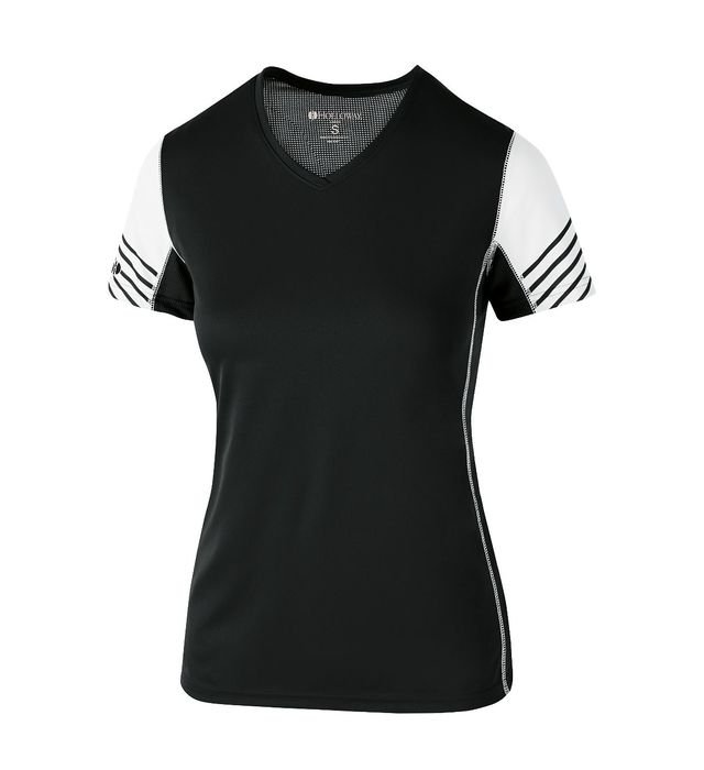 Ladies Arc Shirt Short Sleeve