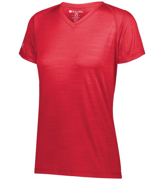 Ladies Converge Wicking Shirt