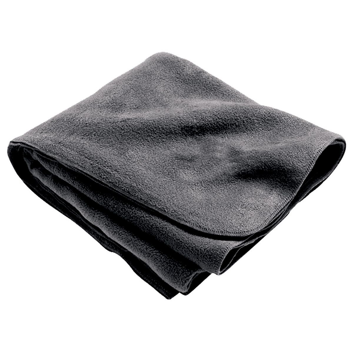 Stadium Blanket - CHARCOAL HEATHER