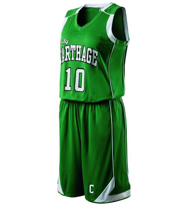 Ladies Carthage Basketball Jersey