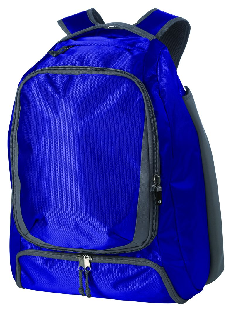 Bat Backpack - Purple/graphite