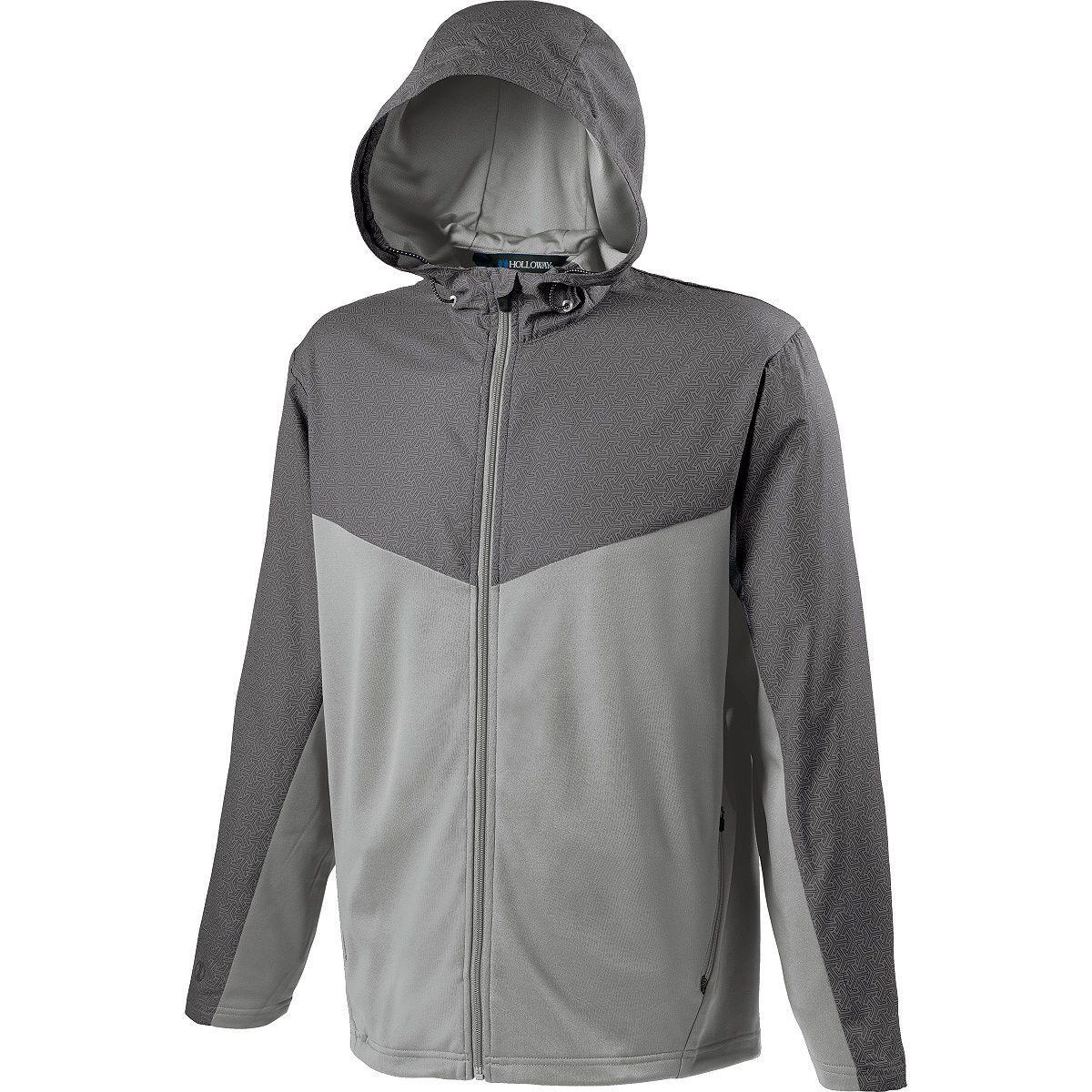 Adult Crossover Jacket - GREY PRINT/GREY