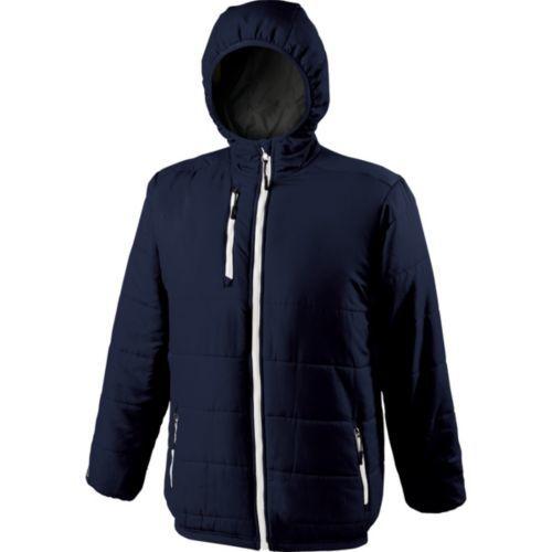 Tropo Jacket - NAVY/WHITE