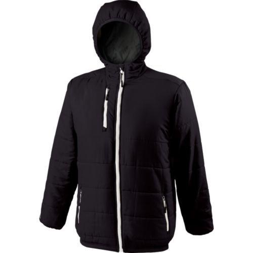 Tropo Jacket - BLACK/WHITE