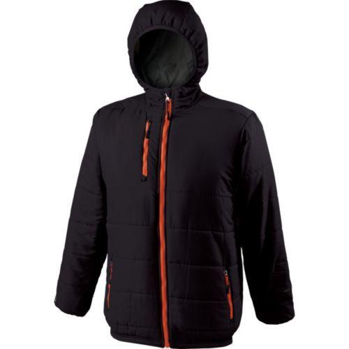Tropo Jacket - BLACK/ORANGE