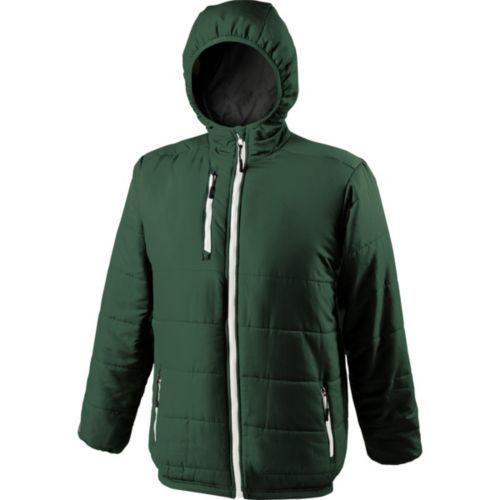 Tropo Jacket - FOREST/WHITE