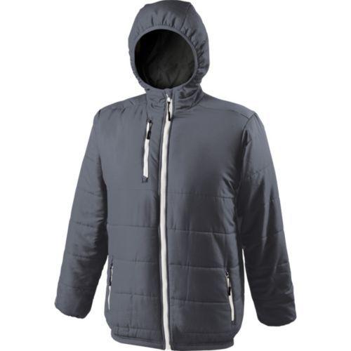 Tropo Jacket - GRAPHITE/WHITE