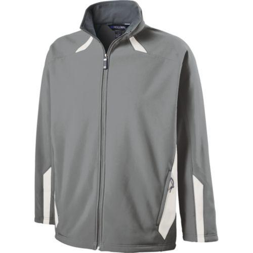 Vortex Jacket - GREY/WHITE
