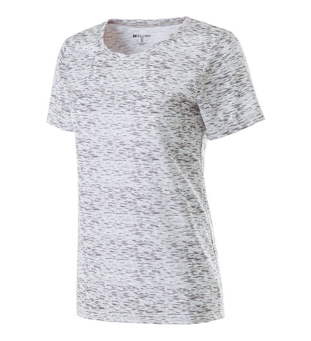 Ladies Space Dye Shirt