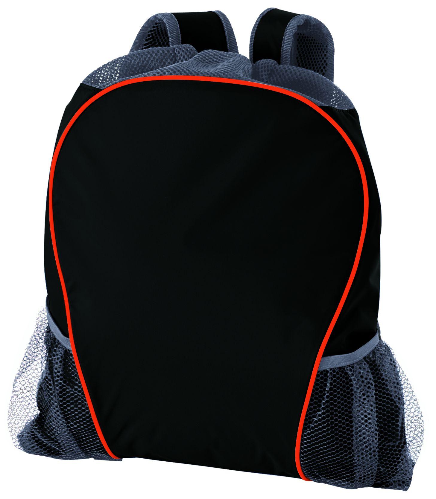 Rig Bag - BLACK/GRAPHITE/ORANGE