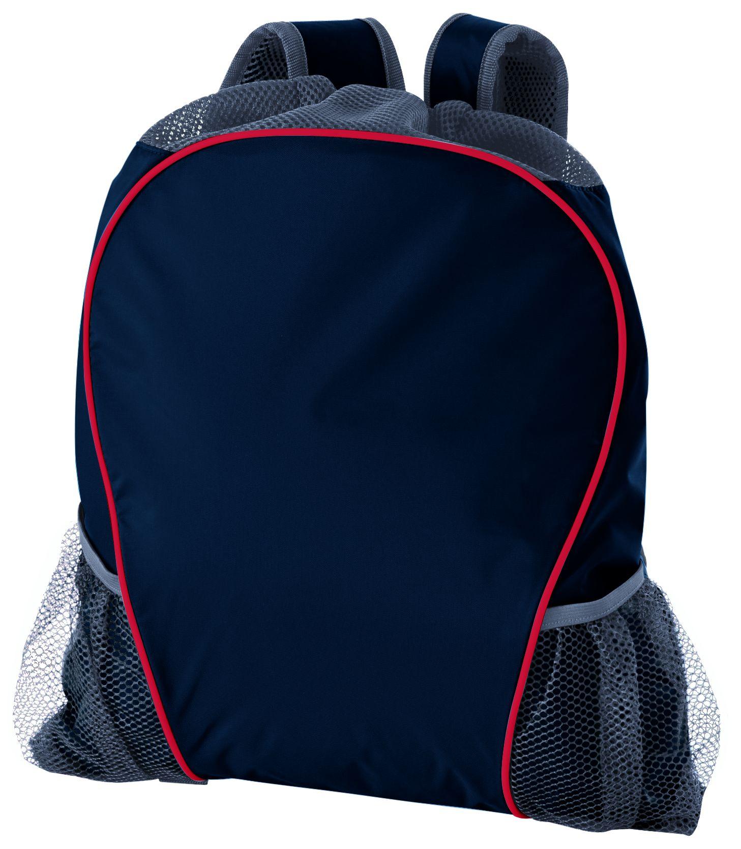 Rig Bag - NAVY/GRAPHITE/SCARLET