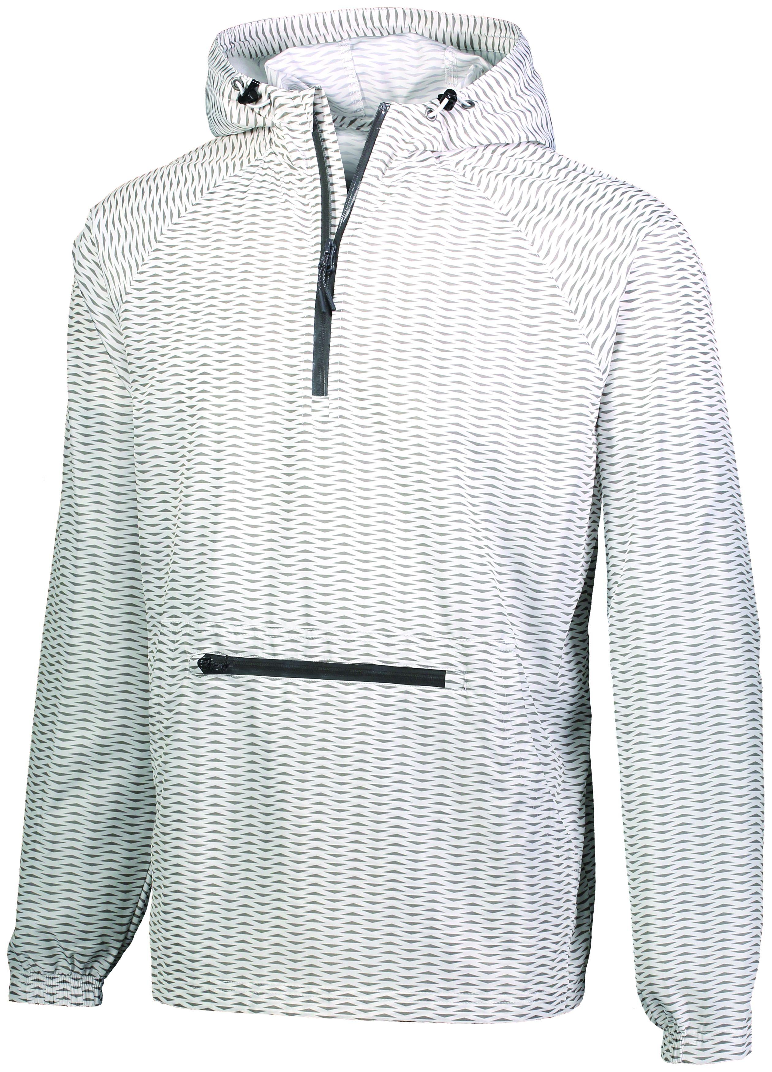 Range Packable Pullover - WHITE