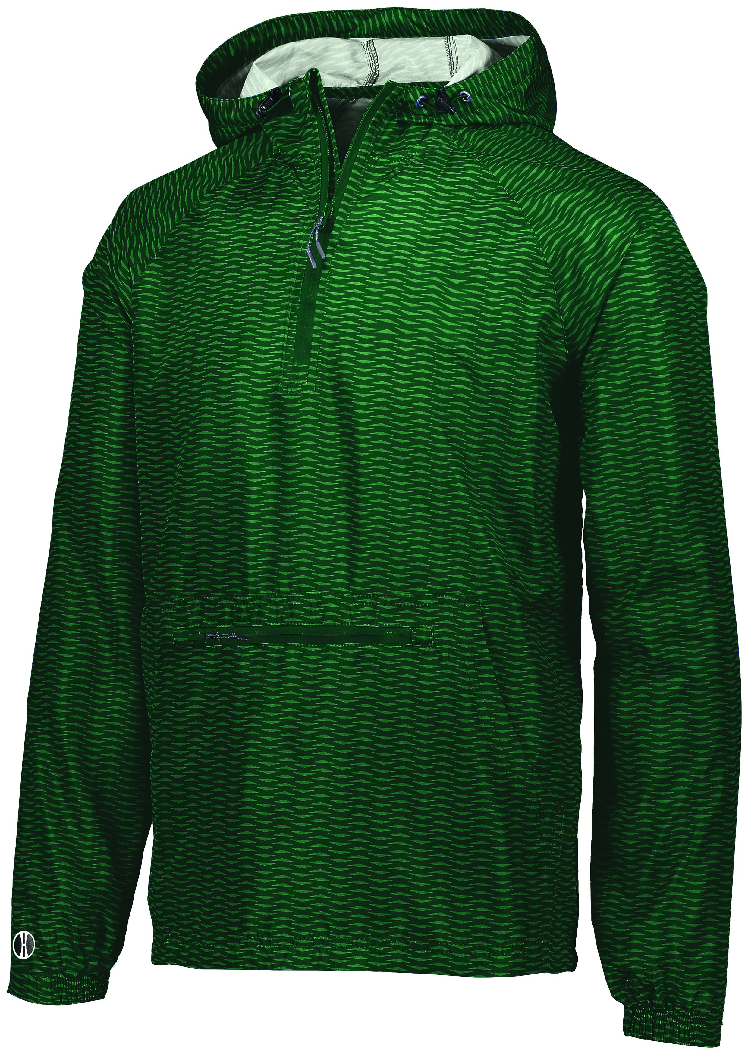 Range Packable Pullover - FOREST