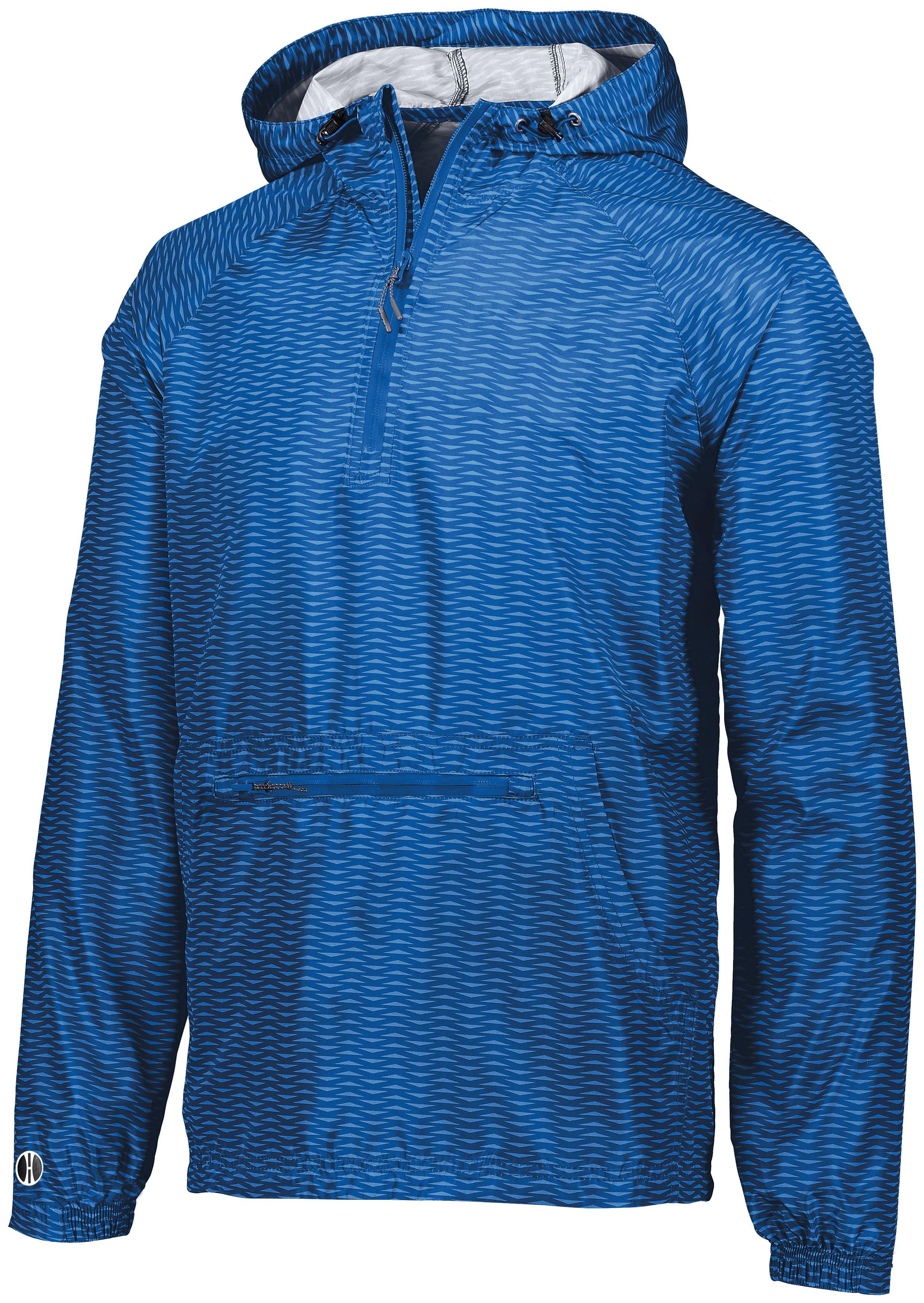 Range Packable Pullover - ROYAL
