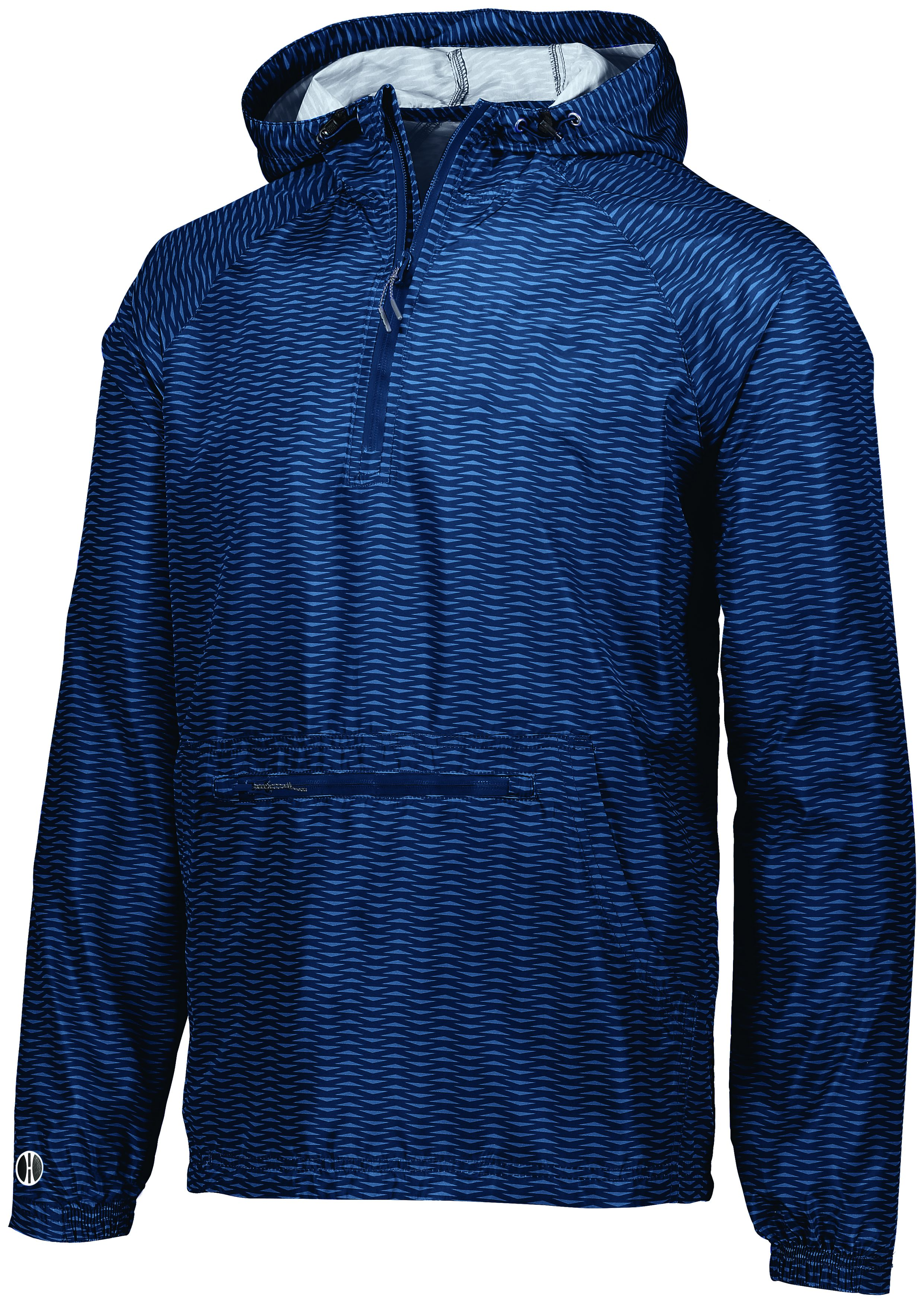 Range Packable Pullover - NAVY