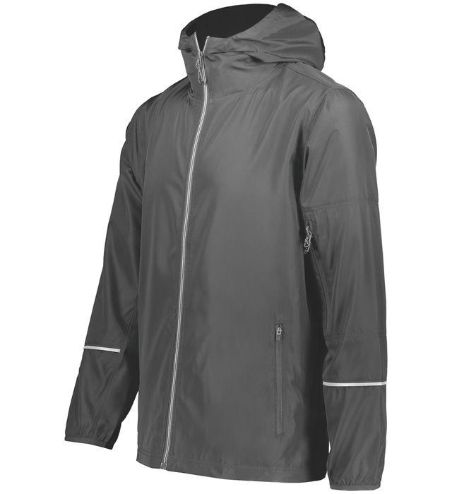 Packable Full Zip Jacket
