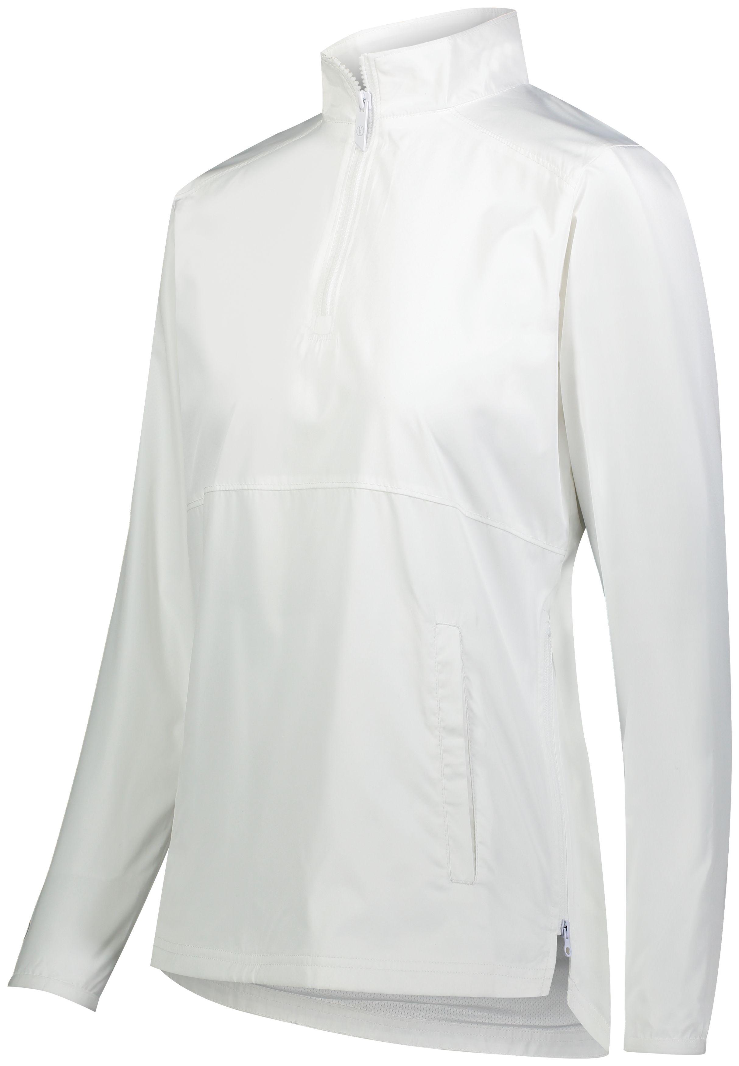 Ladies Seriesx Pullover - WHITE